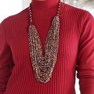 NEW! Joan Rivers Bead Necklace